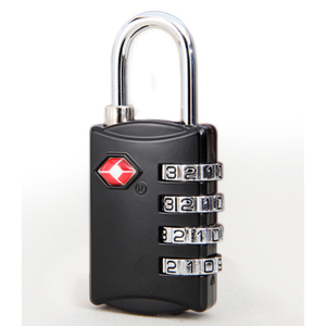 2018 New tsa luggage belt logo lock locks