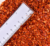Factory sale hot spicy cayenne coarse chili crushed dried red chili flakes