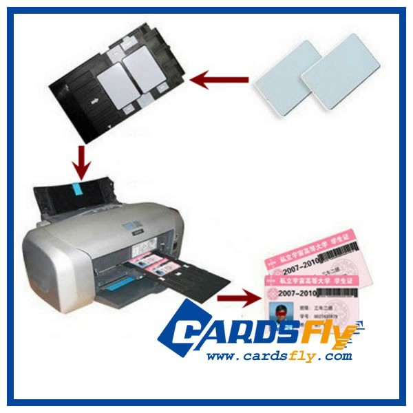 Immediate Delivery with Bottom Price!! Inkjet PVC Card for Epson Printer