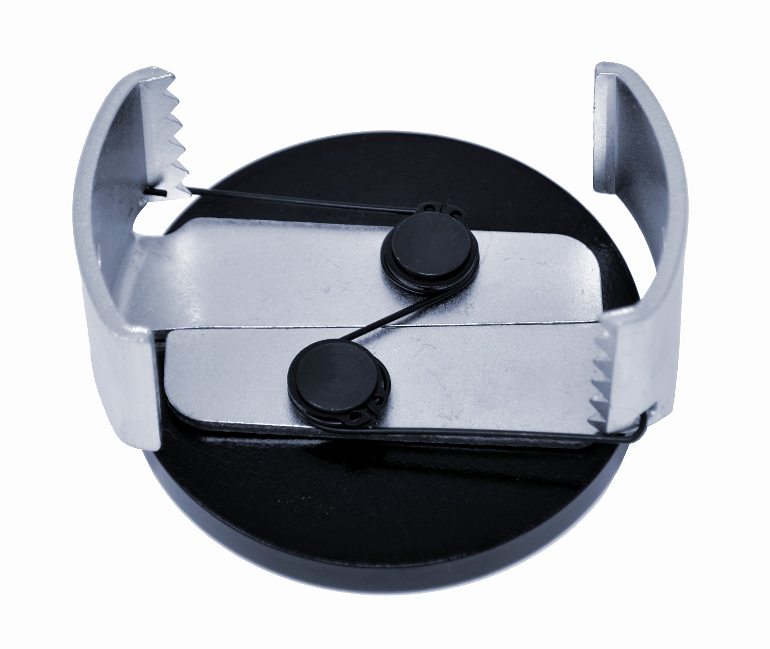 """Motivx Tools Large Adjustable Oil Filter Wrench for Removing 3.15"""" - 4.15"""" Diameter Spin-On Oil Filters"""