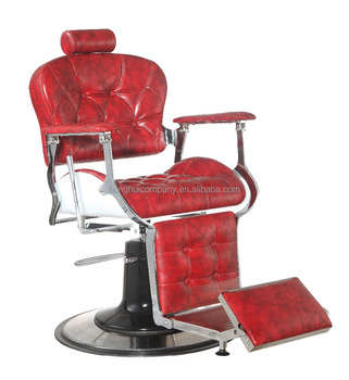 Barber Shop Hairdressing Styling Hydraulic Reclining Salon Furniture Chinese Manufacturer