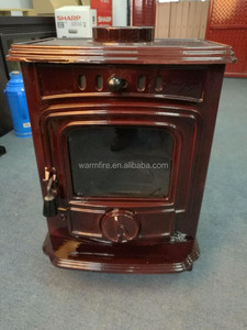 Top Seller Indoor Enamel cast iron wood stove