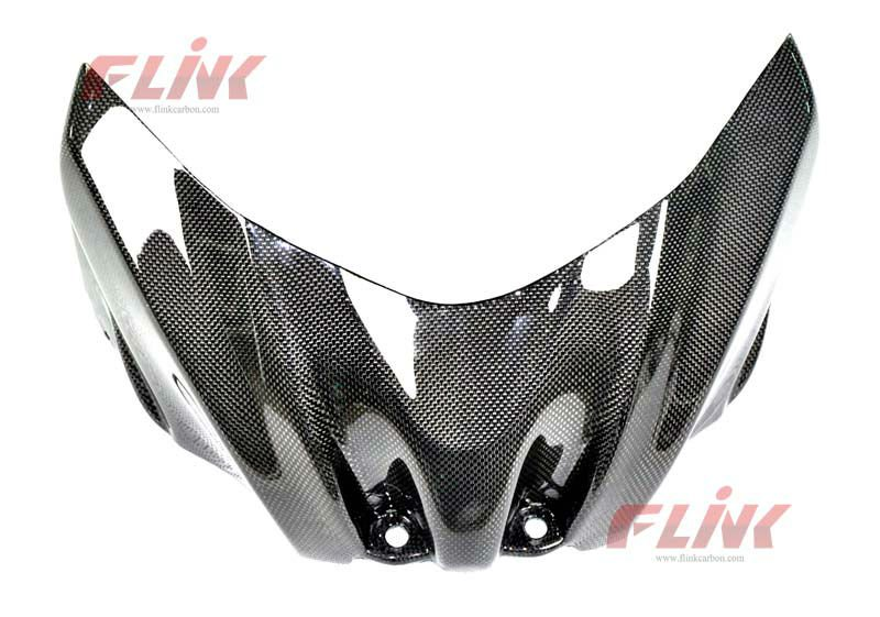 Carbon Fiber motorcycle part Tank Cover for suzuki GSXR 1000