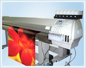Lyson UK Reactive & Disperse Inks digital textile printing