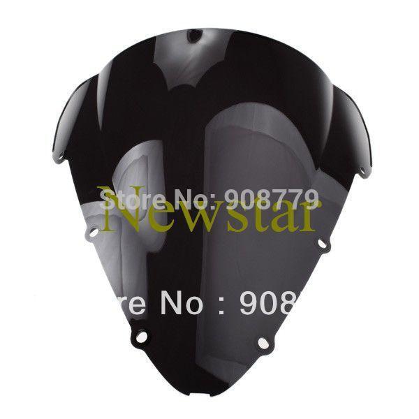 Бесплатная доставка новый мотоцикл лобовое стекло лобовое стекло для Honda CBR 600 F4I 01 - 07 | черный