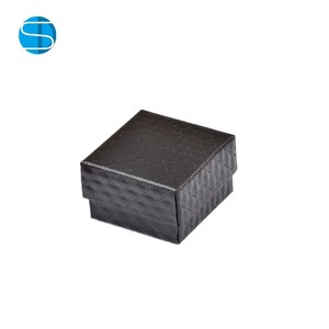 New Design Wholesale Cheap Paper Jewelry Box Ring Box Earring Box
