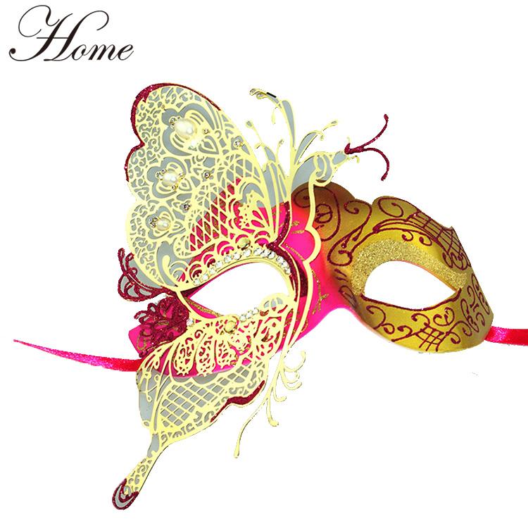 Yüksek Kaliteli Güzel Kelebek Maskesi üreticilerinden Ve Güzel