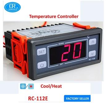 Ringder Rc 112e Universelle Kuhlschrank Elektronische Thermostat