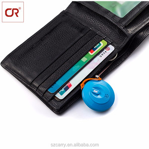 New Technology Anti Lost Alarm Tags Wallet Tracker BT Panic Button Key Chain Finder