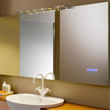 Light Industrial Electric Heater Anti Fog Mouth Mirror