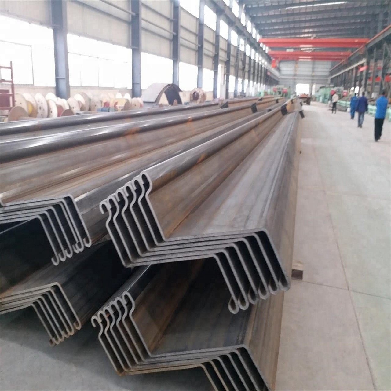 China Z Sheet Pile, China Z Sheet Pile Manufacturers and