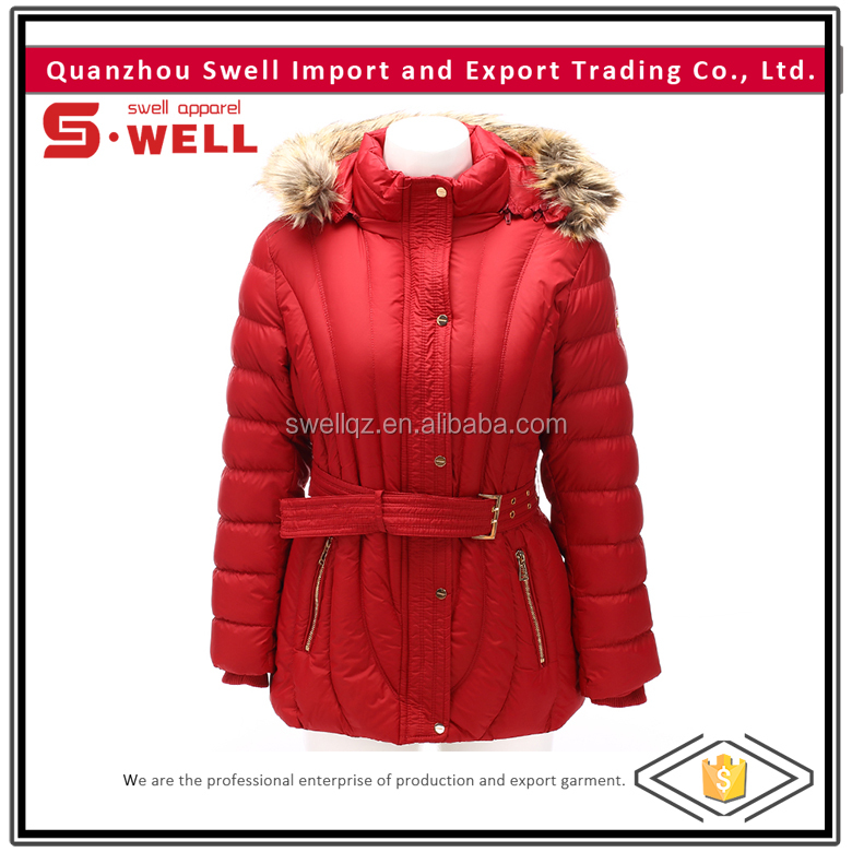Professional manufacturer waterproof breathable jacket for women