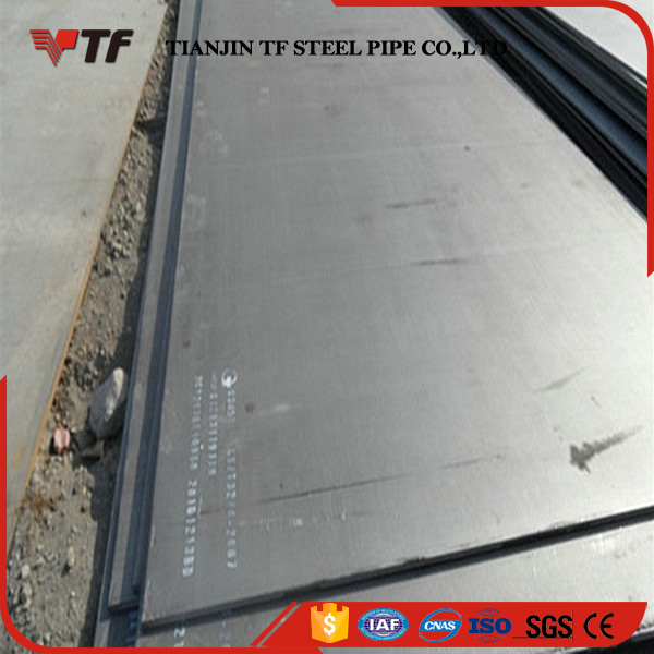 Manufacture Hot sale m.s. hot rolled steel plate