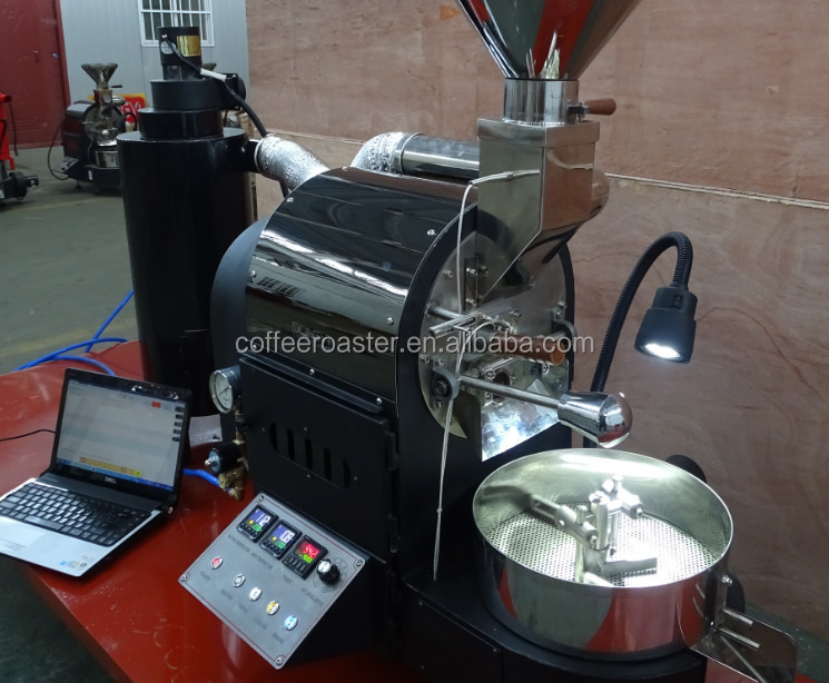 Dy 2kg Coffee Roaster For Home Shop Electric Or Gas Coffee Bean