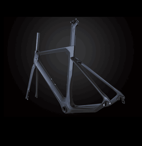 Full carbon T700 ud Chinese aero carbon road bike frame disc brake
