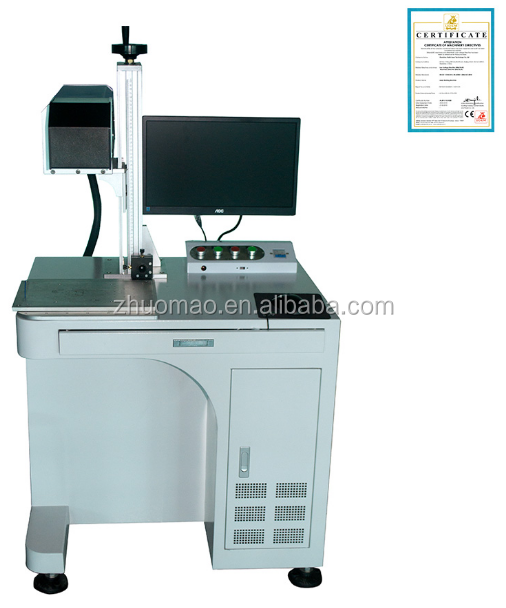 fiber laser source/fiber laser marking machine for metal/LINK 20w fiber marking for metal and non metal