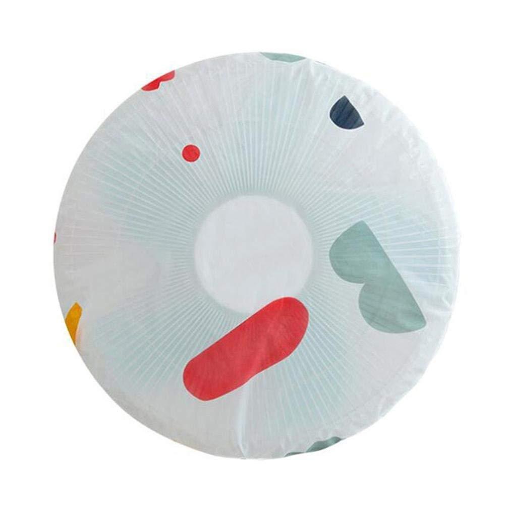 silverone Waterproof PEVA Round Fan All Inclusive Dust-Proof Cover Full Wrap Fan Hood Stand Fan Cap