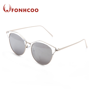 FONHCOO 2018 Cheap Italy Design Ce Men Metal Sunglass For Sale