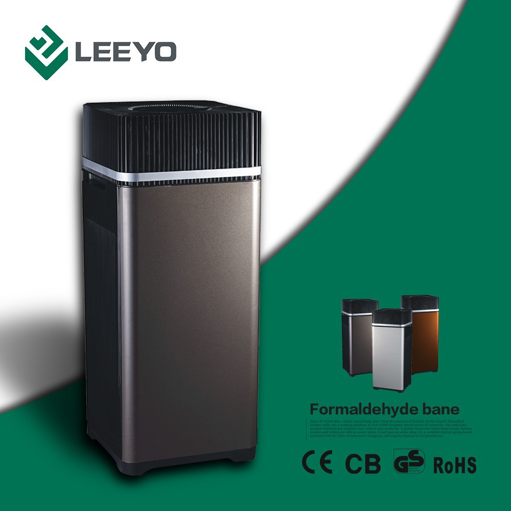2017 Air Purifier with air quality sensor