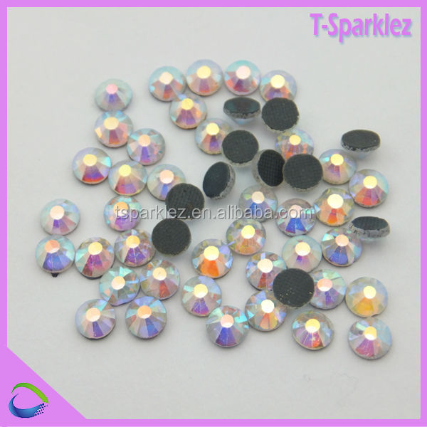 high quality SS40 crystal AB rhinestone for transfer