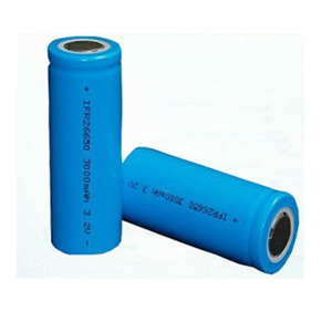 26650 rechargeable lifepo4 battery cell 3.2v 3000mah battery manufacturer
