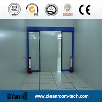 Sliding door(Paint plate glass sliding door)
