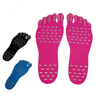 Anti-slip Shoe Pad Elastic Foot Protect Beach Insole Swimming Insole