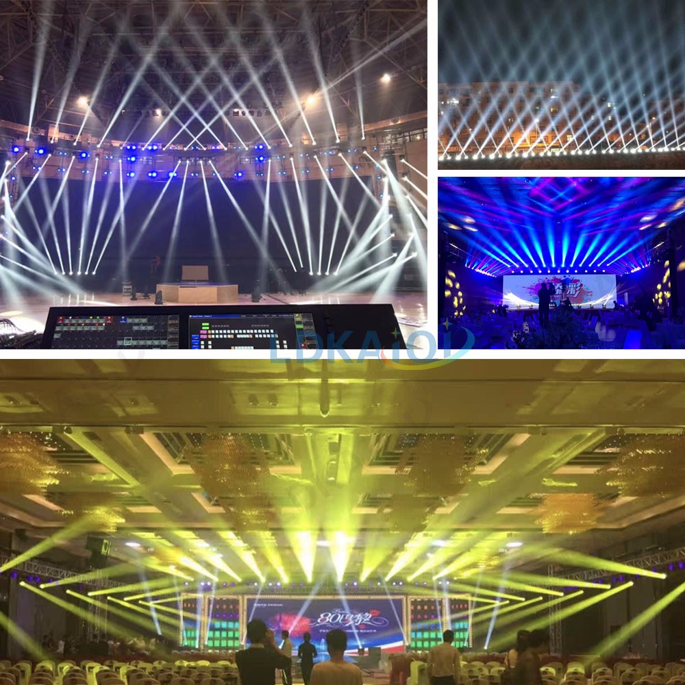 Factory OUTLET dj lights beam 10r Spot 280W wash moving head light for event