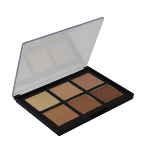 Best Price 6 color concealer palette contour make up palette wholesale concealer