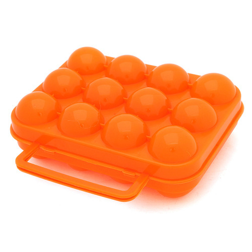 12 grid portable with handle outdoor picnic egg cartons egg cartons irregularities portable equipment only eggs clip