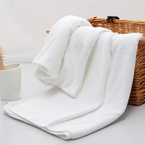 hotel towel bath towel fabric white bath towel