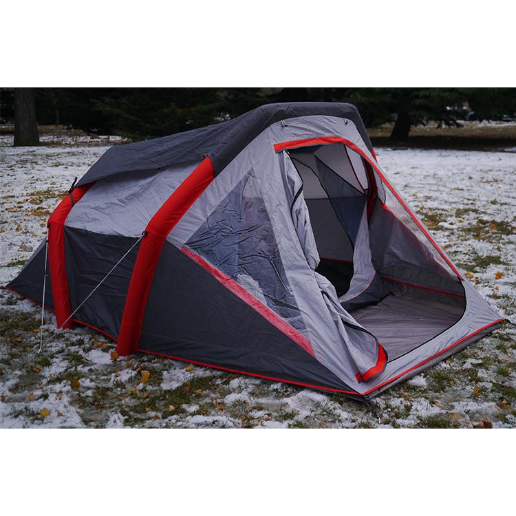 Outdoor 4 Person Inflatable Inflatable Air Dome Tent Camping Tent  Inflatable Beach Tent - Buy Şişme Kamp Çadırı,Açık Hafif Çadır,Şişme Bot  Kamp Çadırı Product on Alibaba.com