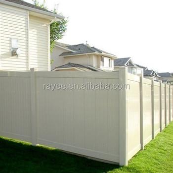 pvc gardening house fence vinyl privacy fencing plastic fences with top picket pvc valla de - Valla De Jardin