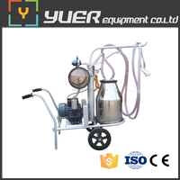 Durable automatic goat milker factory directly supply