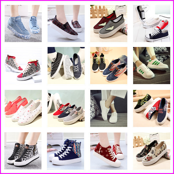 Cool Hot Latest Girls China Wholesale Types Canvas Shoes Buy Types