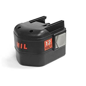 ExpertPower 12v 2000mAh NiCd Battery for Milwaukee 48-11-1900 48-11-1950 48-11-1960 48-11-1967 48-11-1970 B12 MXL12