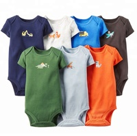 Infant baby clothing branded boy one piece romper on sale