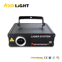 Animation 1w Full Color Laser Show System High Quality 1w Laser Light 1w RGB Disco Laser Lights