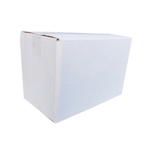 Custom 46cm waterproof carton box wax packaging corrugated shipping box, corrugated box price list
