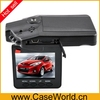 2.5 270 degree H198 Car DVR Camera with 6 IR LED Night Vision Digital Video Recorder