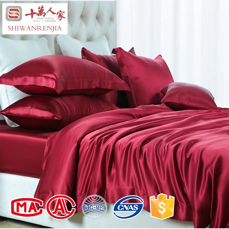 Red Silk Sheets, Red Silk Sheets Suppliers And Manufacturers At Alibaba.com