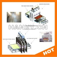 Lamination Flooring Machine Hot Press