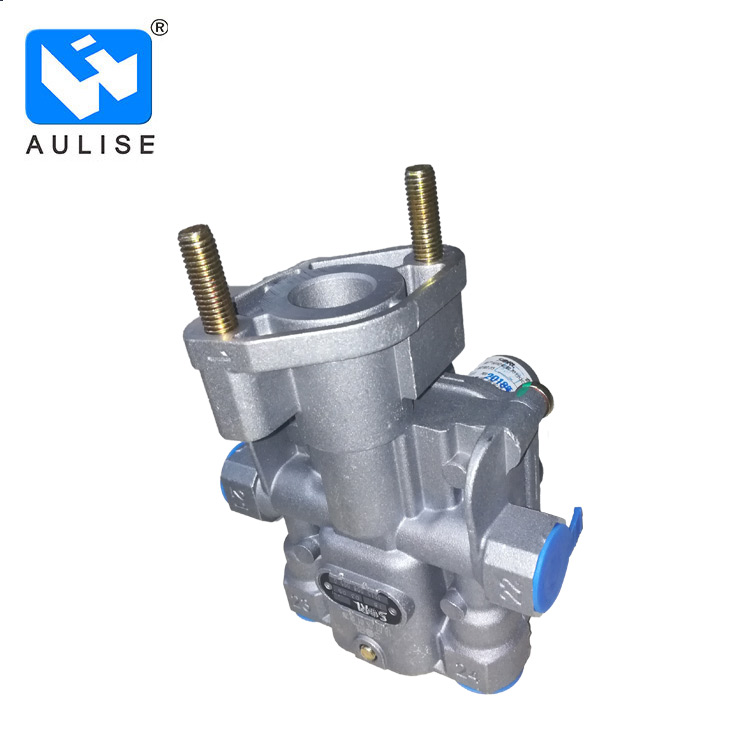Truck brake system foton Auman protection valve four way Four-circuit 35150080050