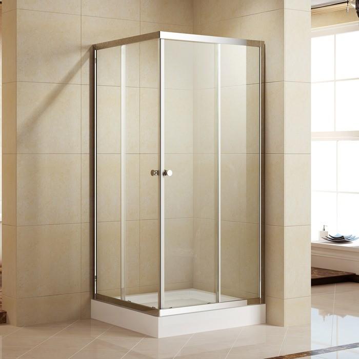 Aluminium Profiles Shower Cubicle Sizes,Bath Shower Enclosures ...