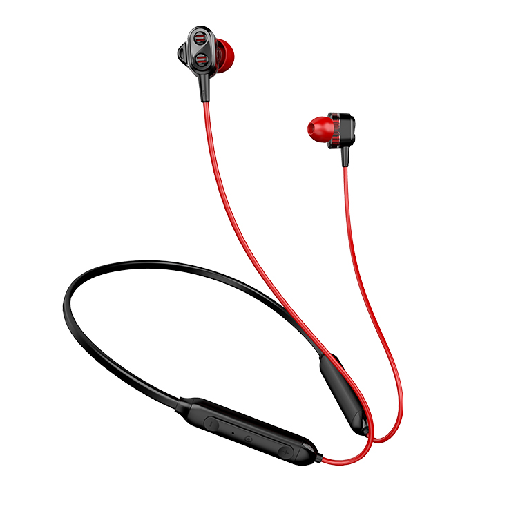 Uiisii BN90J Dual Driver Wireless auriculares Bluetooth Sport Earphones фото