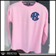 Wholesale Personalized Monogrammed Seersucker Spirit Jersey