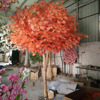 indoor artificial red maple tree outdoor artificial maple tree