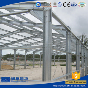 China Professional Design Light Steel Structure Modern The Low Cost Prefab House