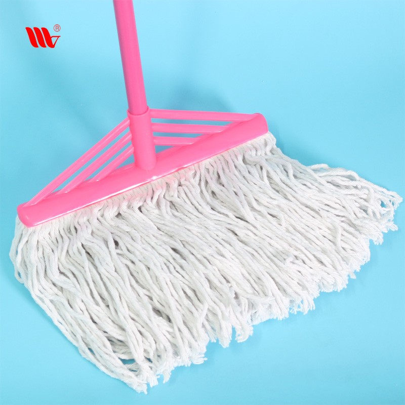 High Quality Weijie 701 Big Size Cleaning Magic Cotton Floor Mop