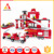 diy toys fire brigade toys for the kids toys Firefighters and fire equipment